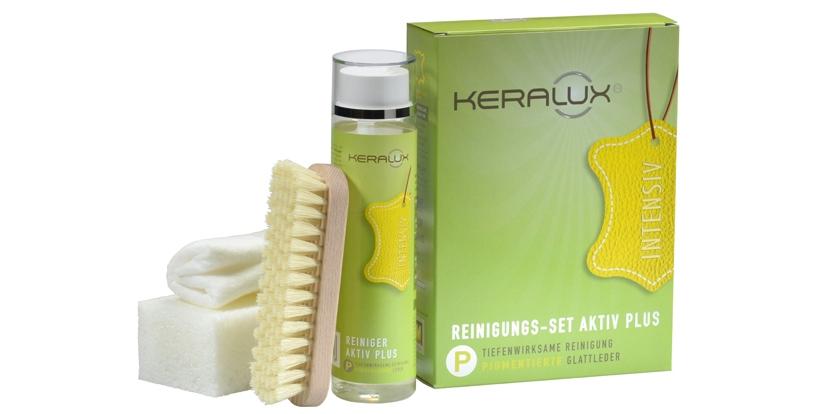KERALUX® Reinigungs-Set Aktiv Plus P 3020 von LCK