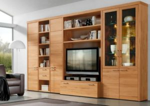 m bel schwab nagold massivholz wohnwand oleo. Black Bedroom Furniture Sets. Home Design Ideas
