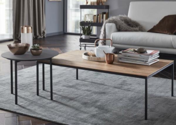 m bel schwab nagold interliving couchtisch serie 6202 kombinationen in rund und eckig. Black Bedroom Furniture Sets. Home Design Ideas