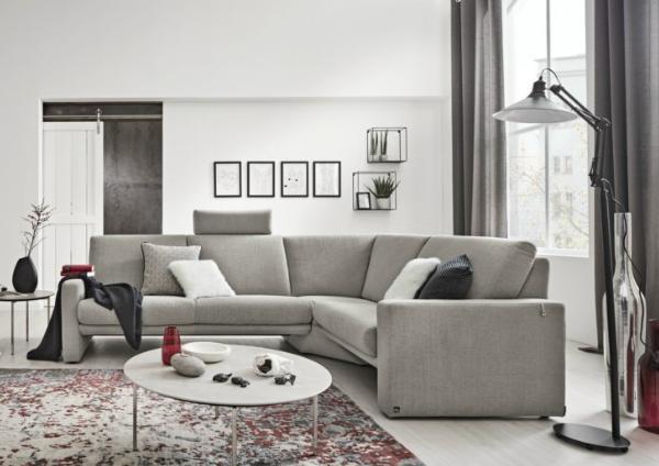 m bel schwab nagold zeitlose polstergruppe interliving 4001. Black Bedroom Furniture Sets. Home Design Ideas