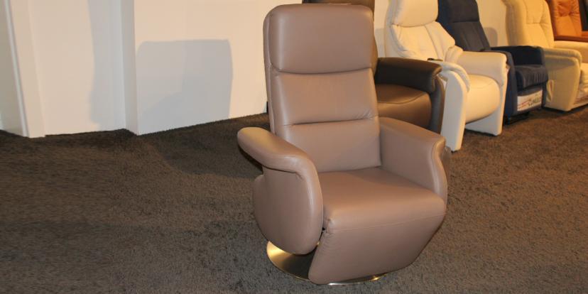 Leder-Relaxsessel PTV-1620