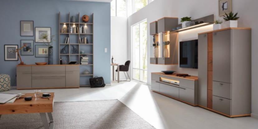 Moderne Wohnwand Terni