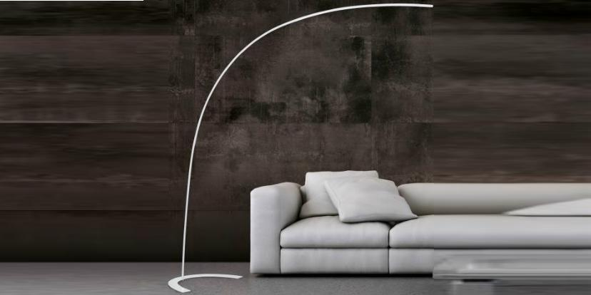 Design-Bogenleuchte